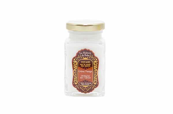 7 Spices Day Cream from La Sultane de Saba