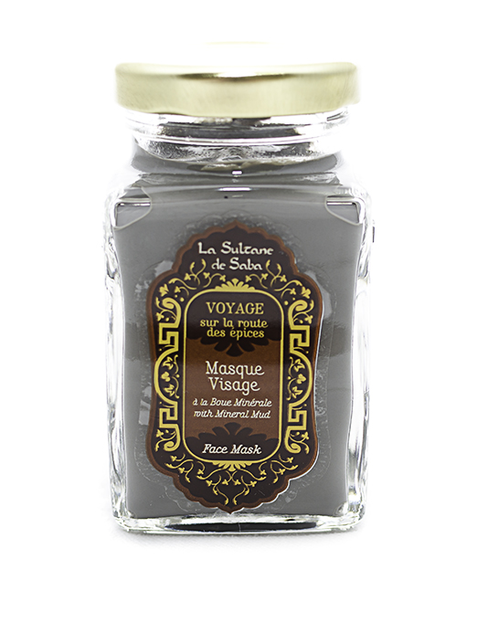 7 Spices Mask of the Desert from La Sultane de Saba