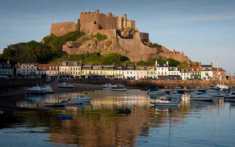 Mont Orgeil Castle