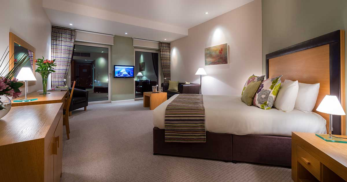 Rooms And Suites Hotel De France Jersey Channel Islands