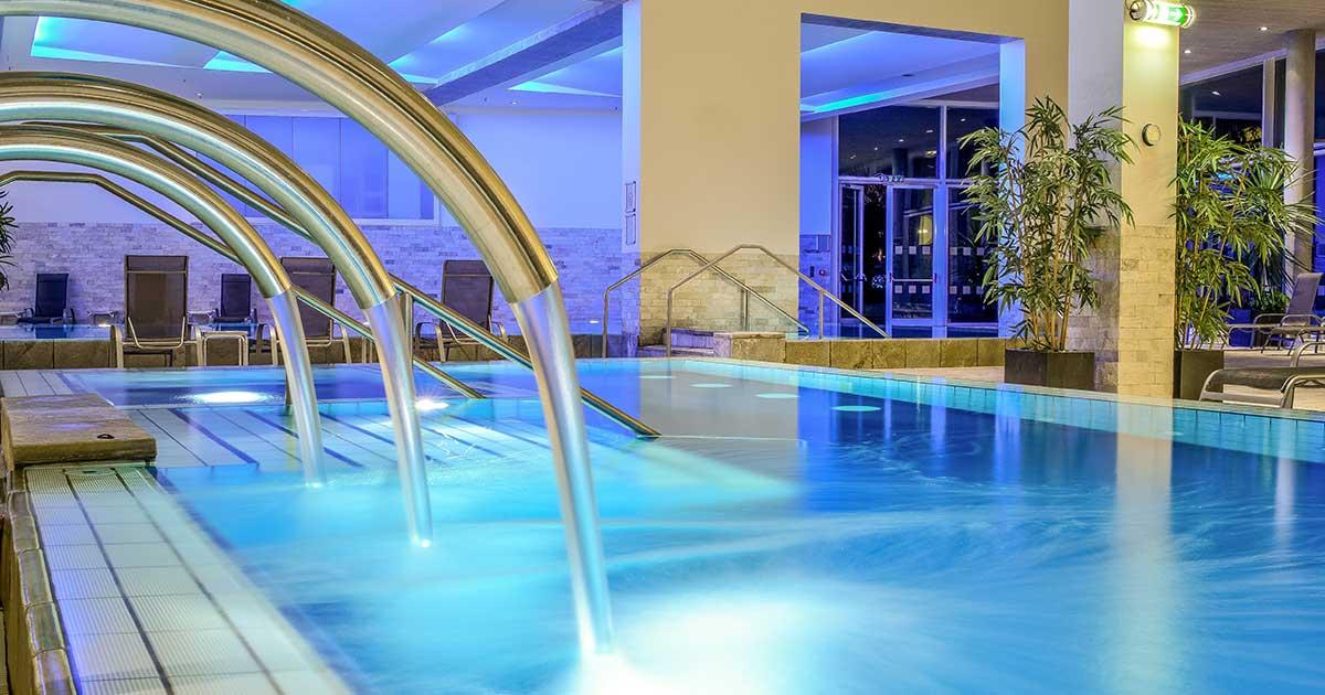 Hotel de france hotel spa health club and restaurants for Hotel france spa