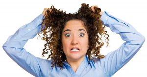 Tearing your hair out about negative people