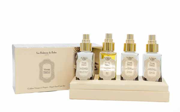 Argan Oil Set from La Sultane de Saba