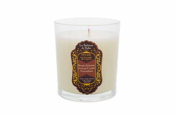 Ayurvedic Candle from La Sultane de Saba