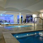 cold plunge spa pool