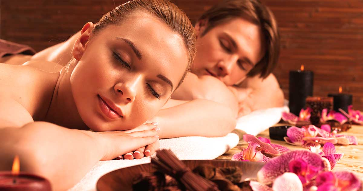 The Spa Escape package