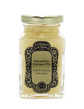 La Sultane de Saba Gold Cleansing Gel