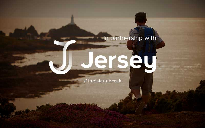 Jersey - The Island Break