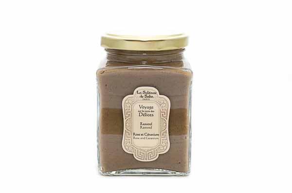 Rassoul Mineral Clay from La Sultane de Saba
