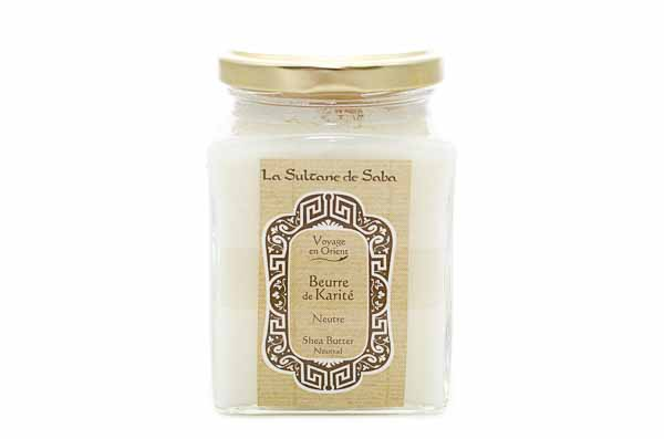 Neutral Shea Butter from La Sultane de Saba