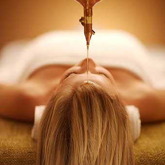 Authentic Ayurveda and pamper treatments