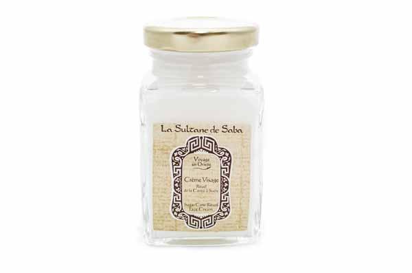 Sugar Cane Day Cream from La Sultane de Saba